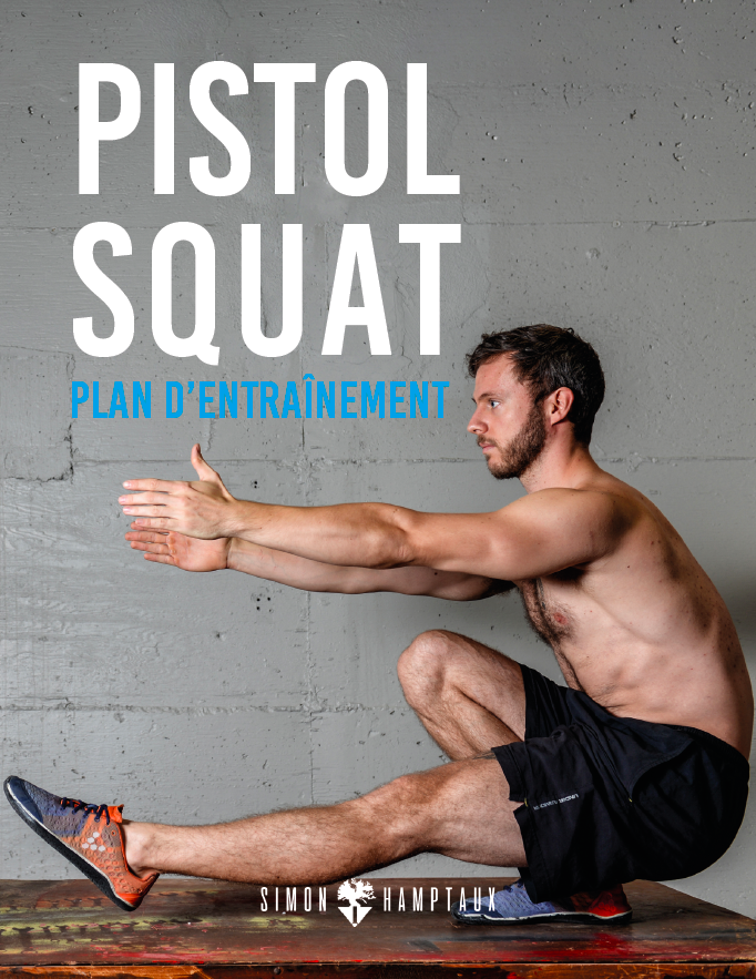 pistol squat callisthenie simon hamptaux