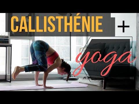 Pourquoi la callisthénie est le meilleur complément au yoga