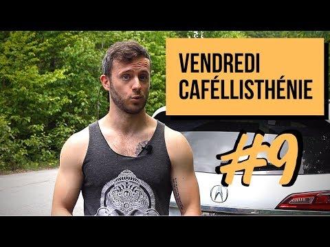 Vendredi Caféllisthénie #9 – Jambes et callisthénie