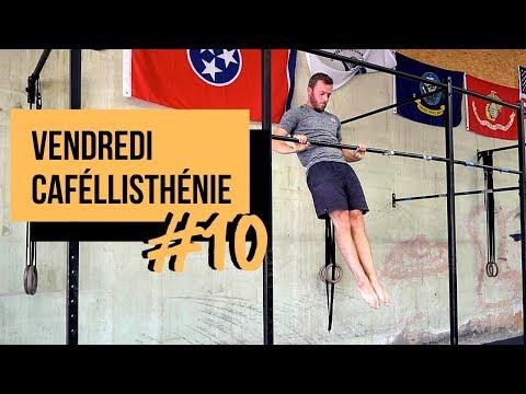 Vendredi Caféllisthénie #10 — Le muscle-up strict à la barre
