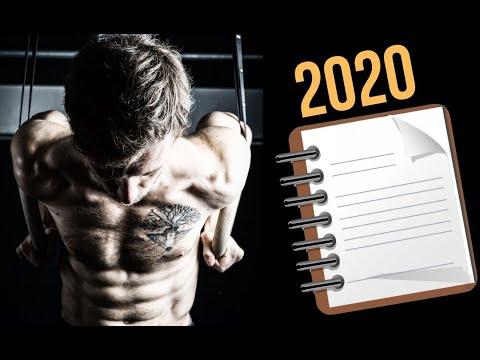 Mes objectifs en 2020 pour la callisthénie