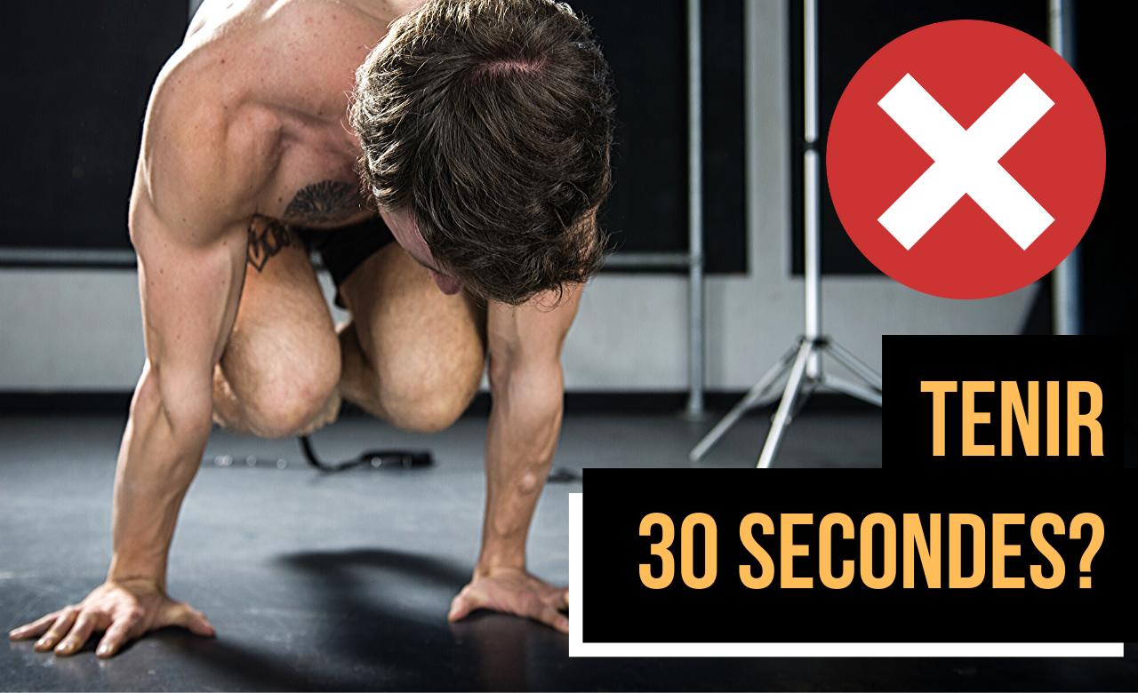 Tenir 30 secondes en tuck… ou pas?
