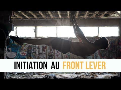 Initiation au front lever