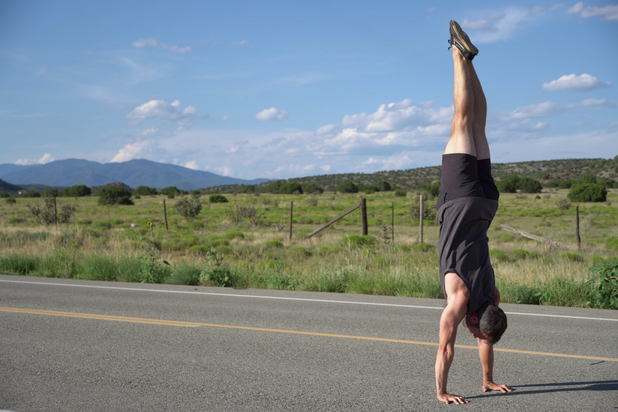Le handstand