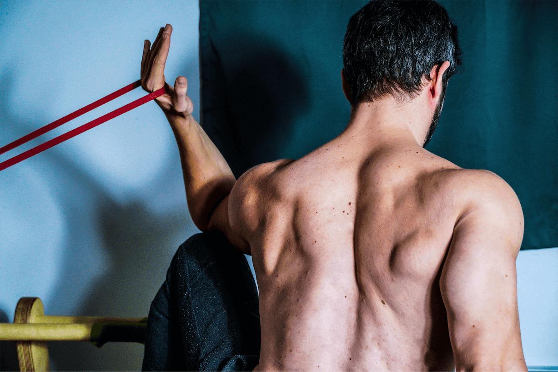 Routine de flexibilité pour les épaules
