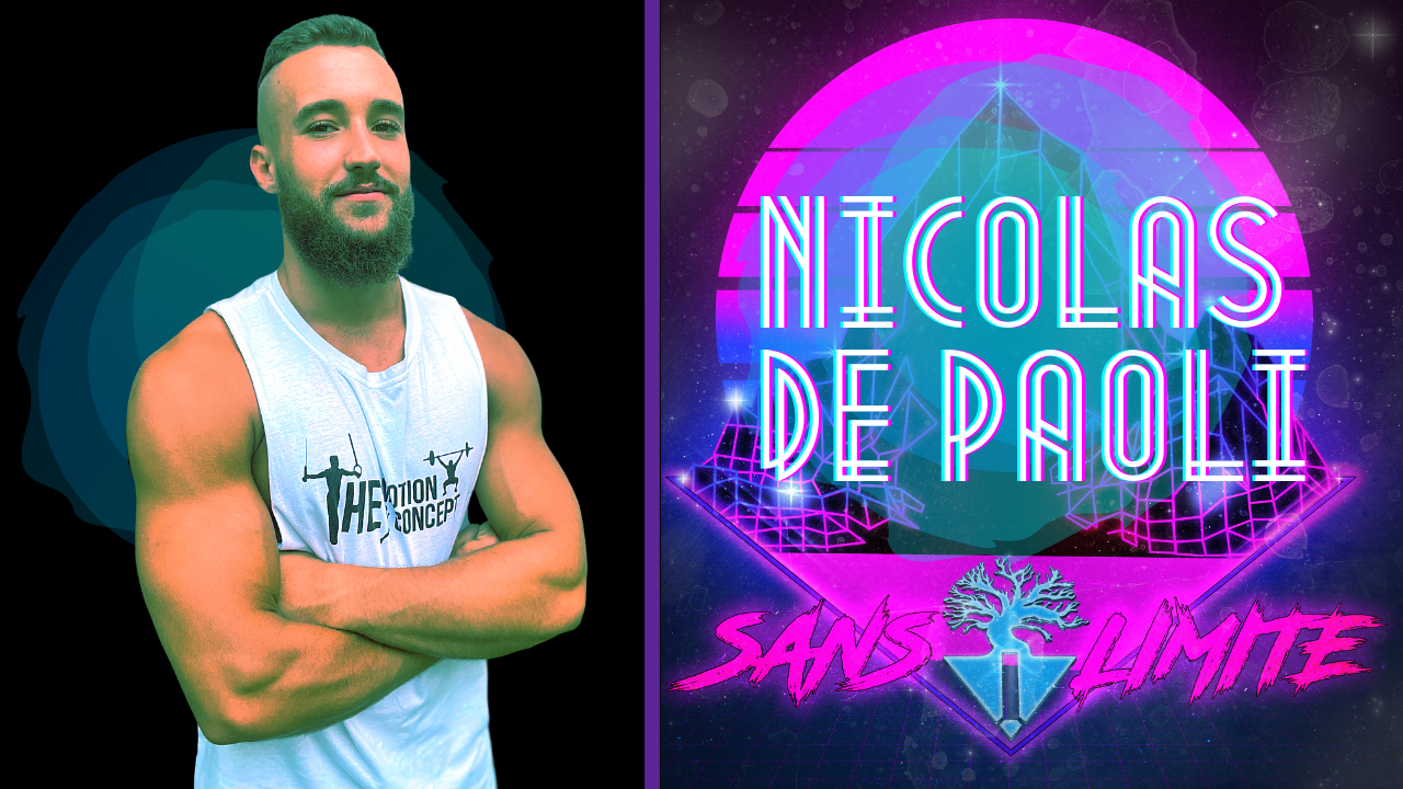 Sans limite épisode #1 – Nicolas De Paoli