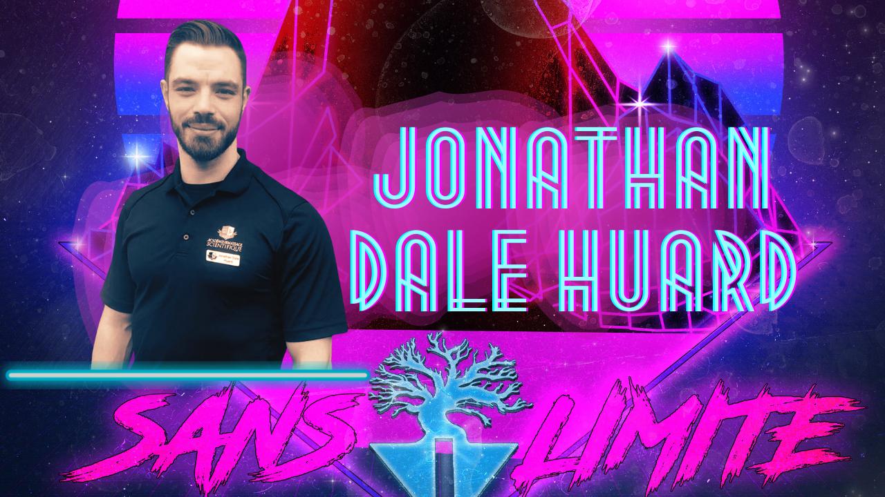Sans limite épisode #9 – Jonathan Dale Huard